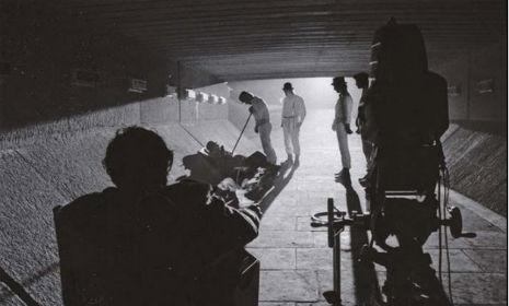 BEHIND-THE-SCENES OF 'A CLOCKWORK ORANGE' 18