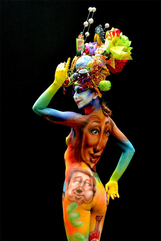 The World Bodypainting Festival 01