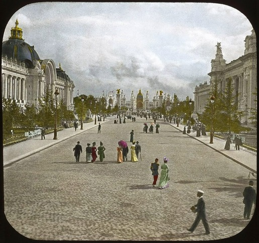 The 1900 Paris World's Fair in Color (8)