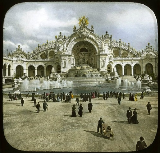 The 1900 Paris World's Fair in Color (9)