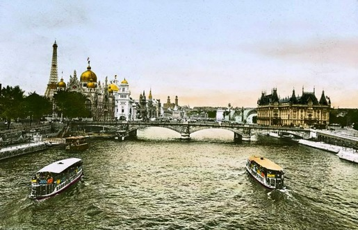 The 1900 Paris World's Fair in Color (21)