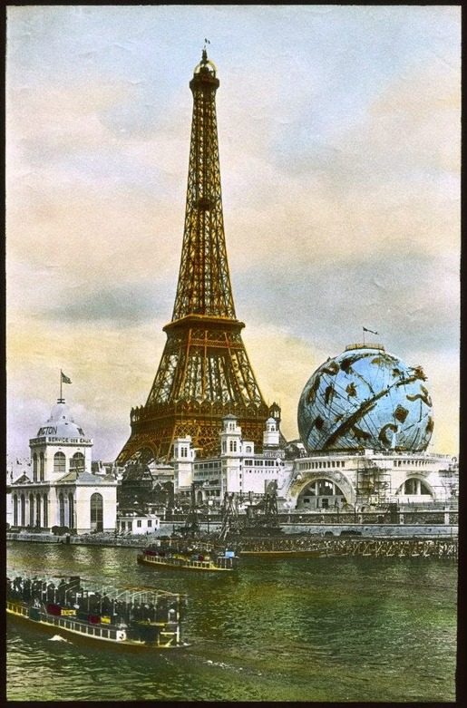 The 1900 Paris World's Fair in Color (25)