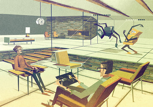 Matthew-Lyons-Retro-Illustrations-2