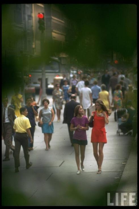 NEW YORK, 1969-10