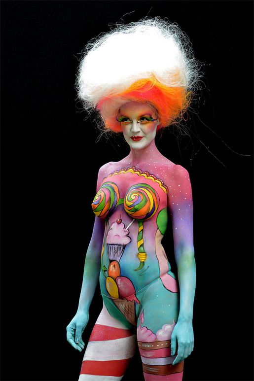 The World Bodypainting Festival 16