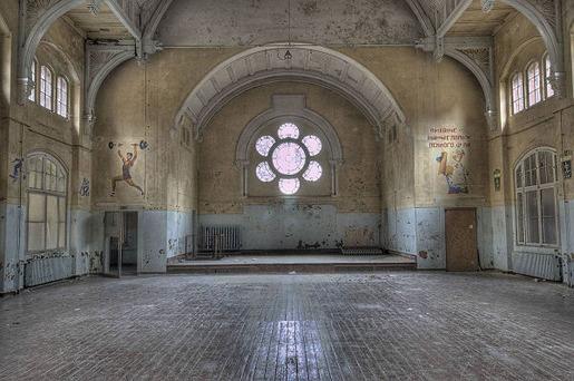 Beelitz-Heilstatten sanatorium 30