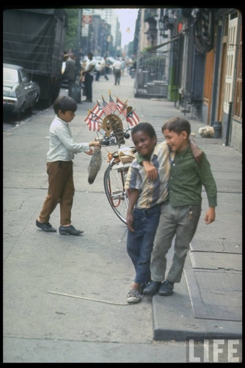 NEW YORK, 1969-09