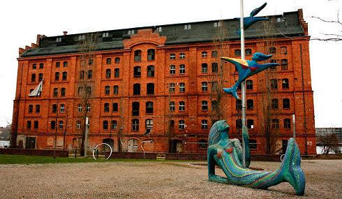 Surreal Abandoned Amusement Park in Berlin 16