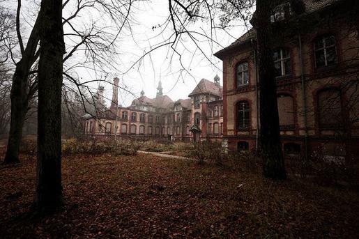 Beelitz-Heilstatten sanatorium 27