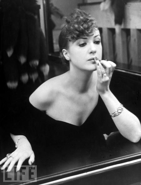 Famous Stripper and Burlesque Star Gypsy Rose Lee