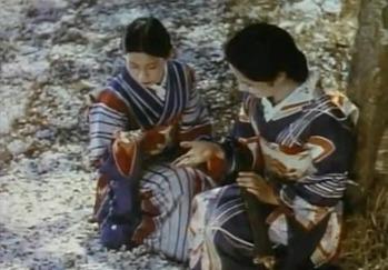 昭和9年(1934年) 京都 カラー映像