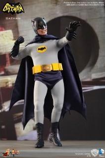 【ムービー・マスターピース】 『バットマン 1966年TVシリーズ』 1/6スケールフィギュア バットマン