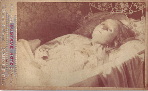 Post-mortem photography 05