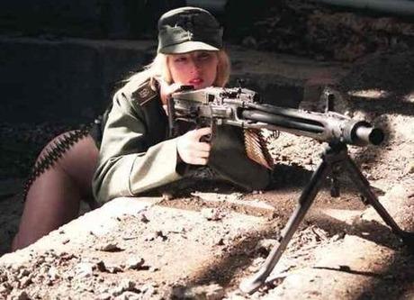 gun and woman_13