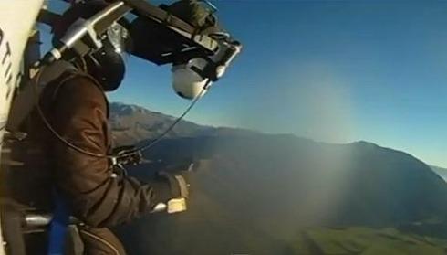 Martin Jetpack 5000ft flight