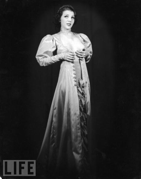 Burlesque Dancer Margie Hart