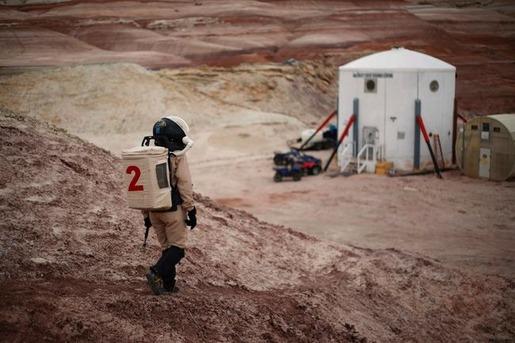 Mars base in Utah 04