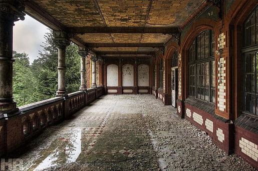 Beelitz-Heilstatten sanatorium 02