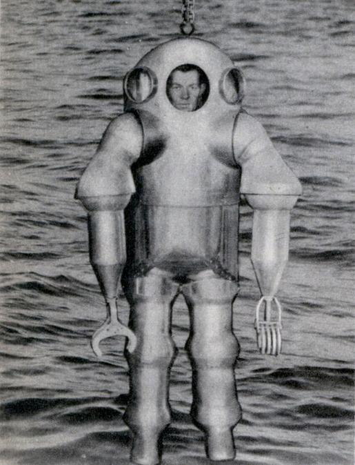 History of Diving Suits 29