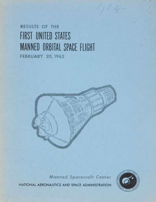 Twenty Awesome Covers From The US Space Program 09