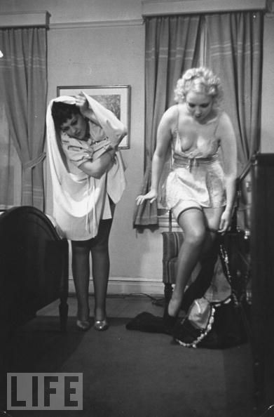 How to Undress, and How Not To