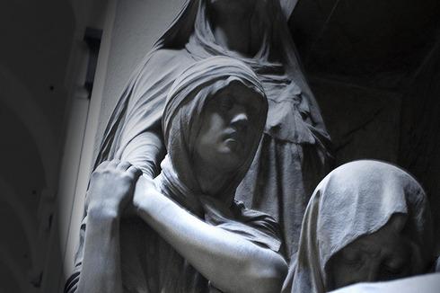 Cimitero monumentale di Staglieno 19