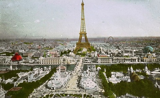 The 1900 Paris World's Fair in Color (34)