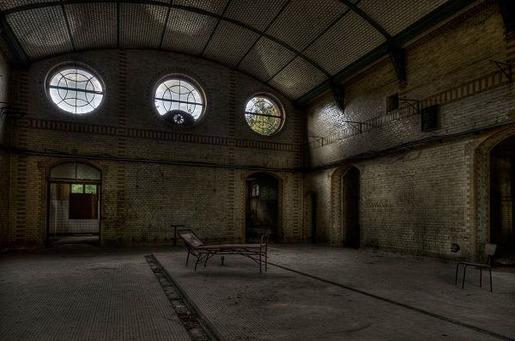 Beelitz-Heilstatten sanatorium 11