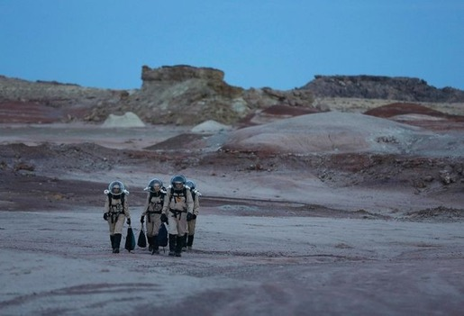 Mars base in Utah 17