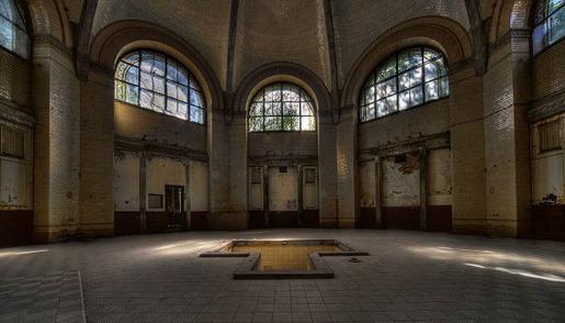 Beelitz-Heilstatten sanatorium 19