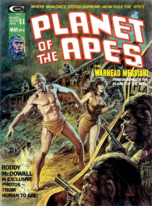 Planet Of The Apes (1975) Norem - 026