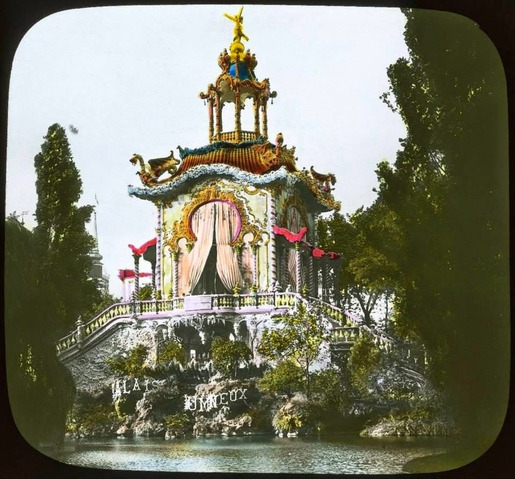 The 1900 Paris World's Fair in Color (23)