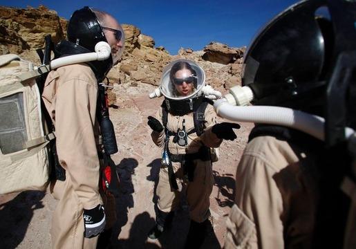 Mars base in Utah 13