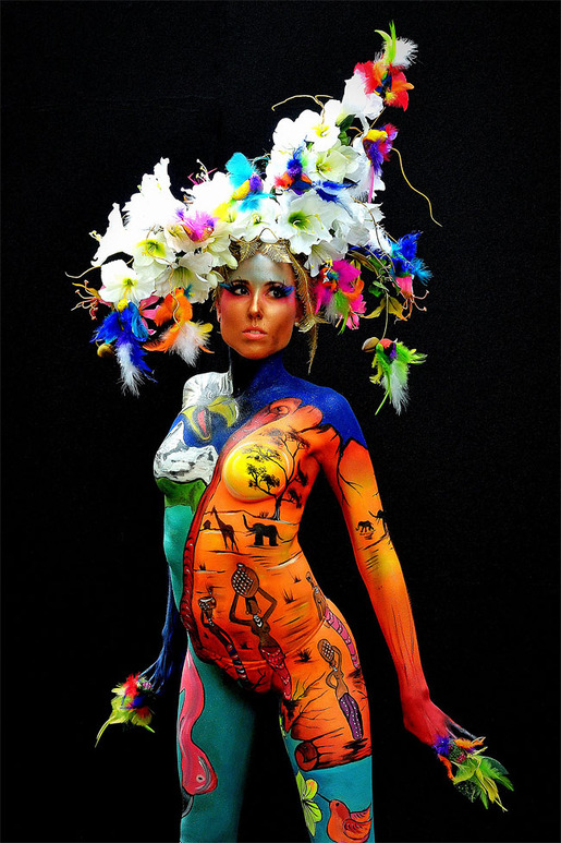 The World Bodypainting Festival 13