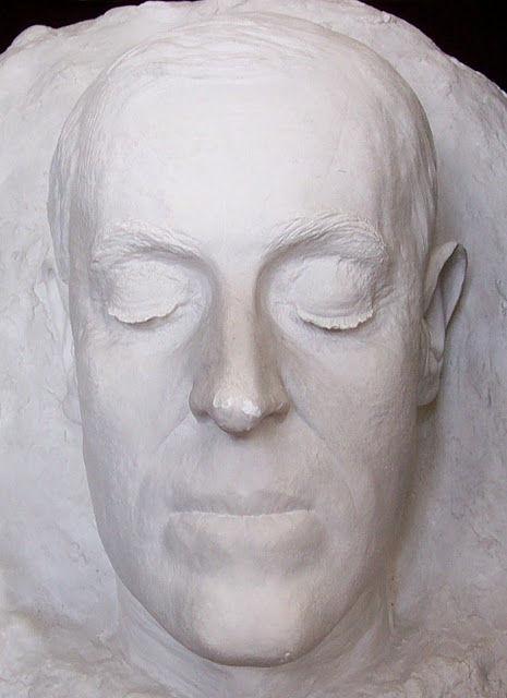 Woodrow Wilson Death Mask