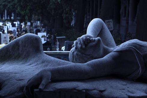 Cimitero monumentale di Staglieno 1