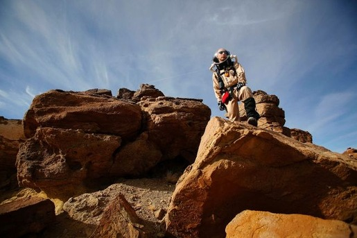 Mars base in Utah 03