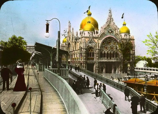 The 1900 Paris World's Fair in Color (30)