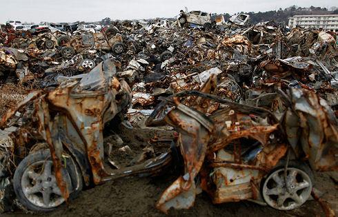 Disaster in Japan 02