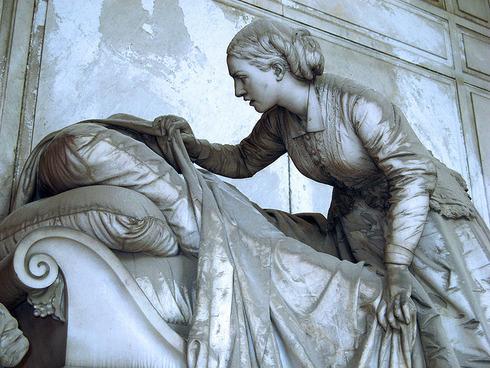 Cimitero monumentale di Staglieno 4