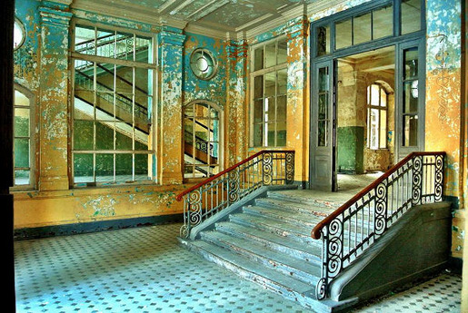 Beelitz-Heilstatten sanatorium 26