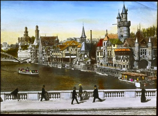 The 1900 Paris World's Fair in Color (26)