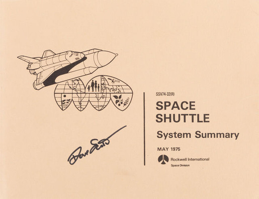 Twenty Awesome Covers From The US Space Program 19