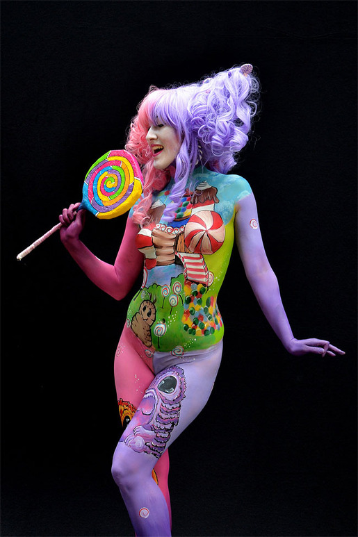 The World Bodypainting Festival 12