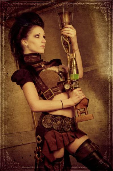 Steampunk Girl_03