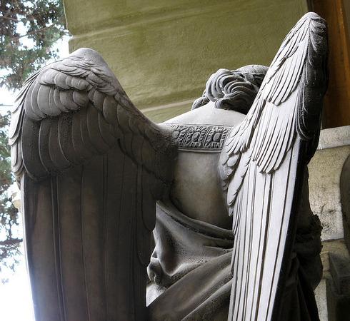 Cimitero monumentale di Staglieno 8