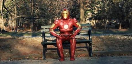 Iron Man Dance