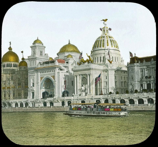 The 1900 Paris World's Fair in Color (10)