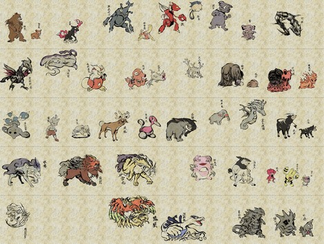 Traditional-Japanese-Style-Pokemon-04