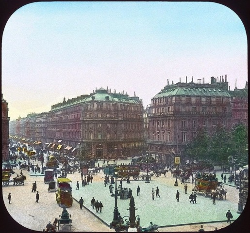 The 1900 Paris World's Fair in Color (37)